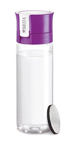 brita wasserfilter flasche violett tinobrac. Black Bedroom Furniture Sets. Home Design Ideas